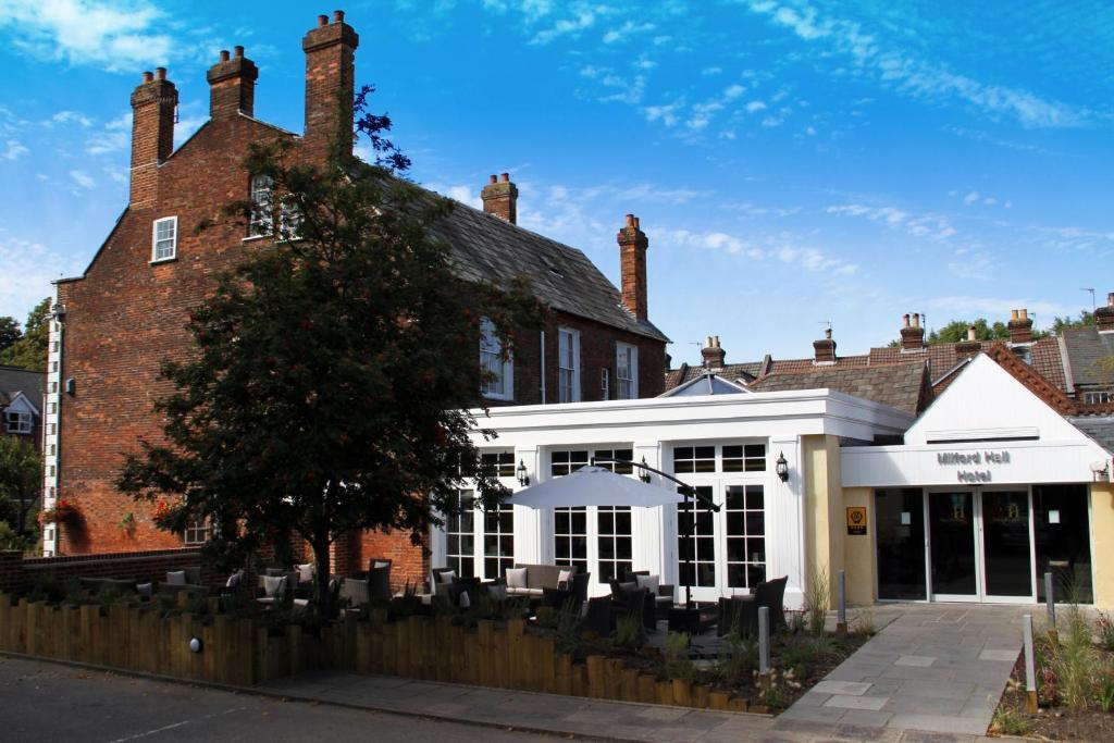 Millford Hall Hotel Salisbury
