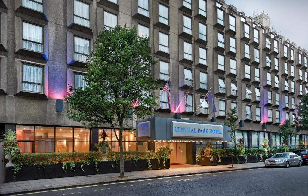 Central Park Hotel London Queensborough Terrace