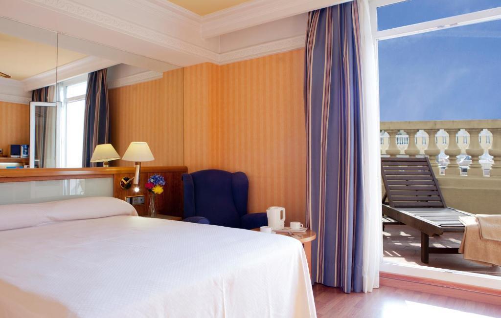 Senator gran v a 70 spa hotel madrid - Sauna premium madrid opiniones ...