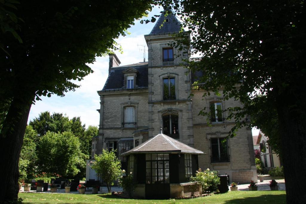 Hotel Arcis Sur Aube La Villa Primerose