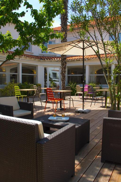 H u00f4tel Le Vert Bois Saint Pierre d'Oléron prenotazione on line ViaMichelin # Hotel Le Vert Bois