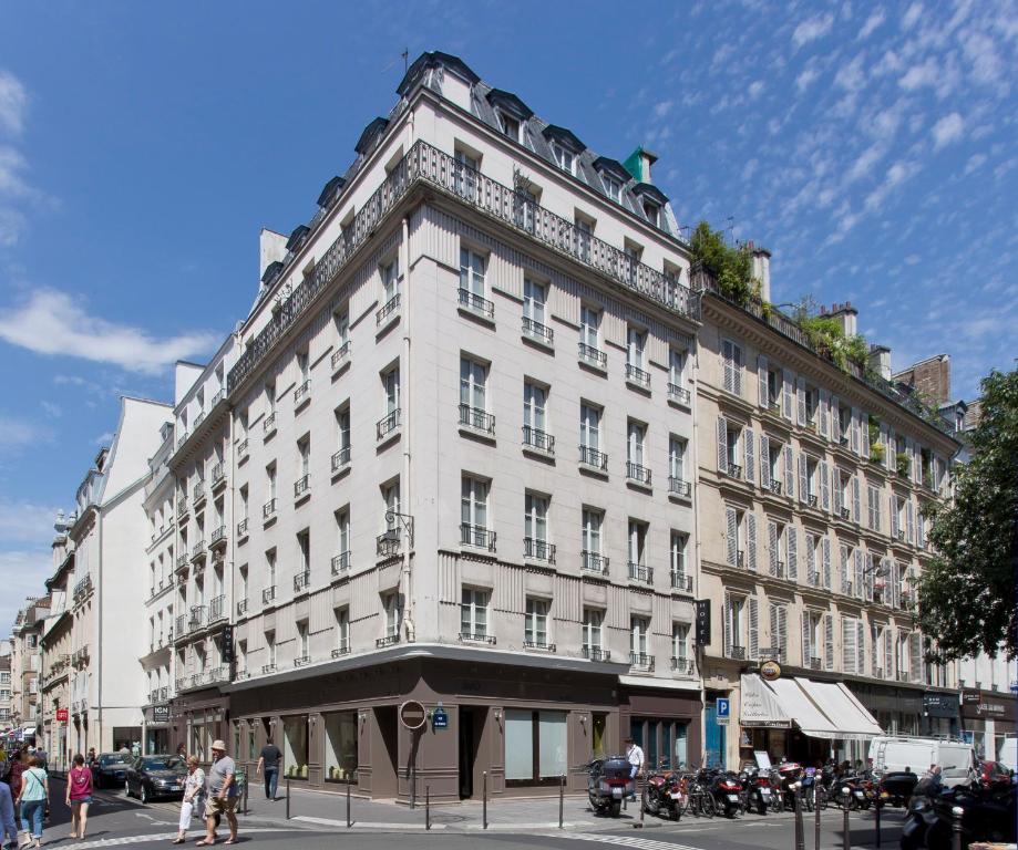 H tel duo r servation gratuite sur viamichelin for Reserver un hotel a paris