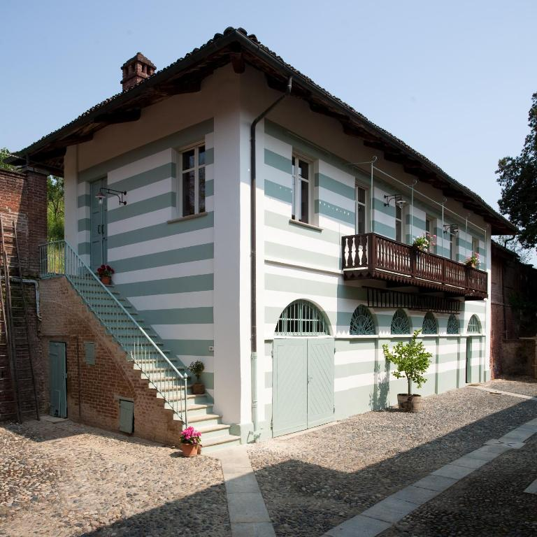 Tenuta tamburnin chambres d 39 h tes castelnuovo don for Chambre d hote italie