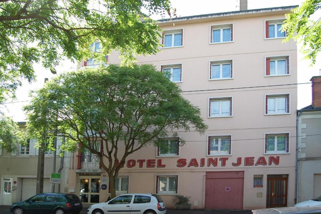 H tel saint jean bourges viamichelin informatie en for Hotel burgeis