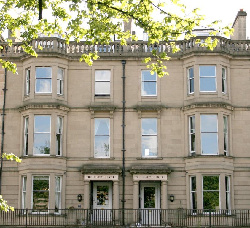 Heritage Hotel Glasgow Reviews