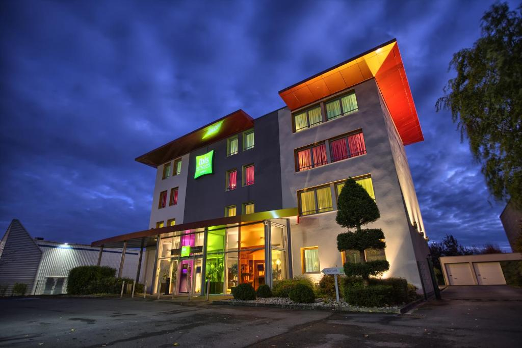 Ibis styles bethune bruay la buissi re r servation for Porte nord bruay