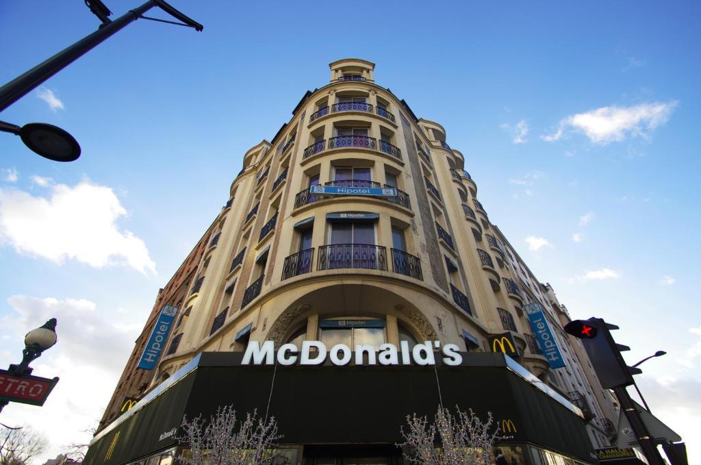 Hipotel Hotel Paris