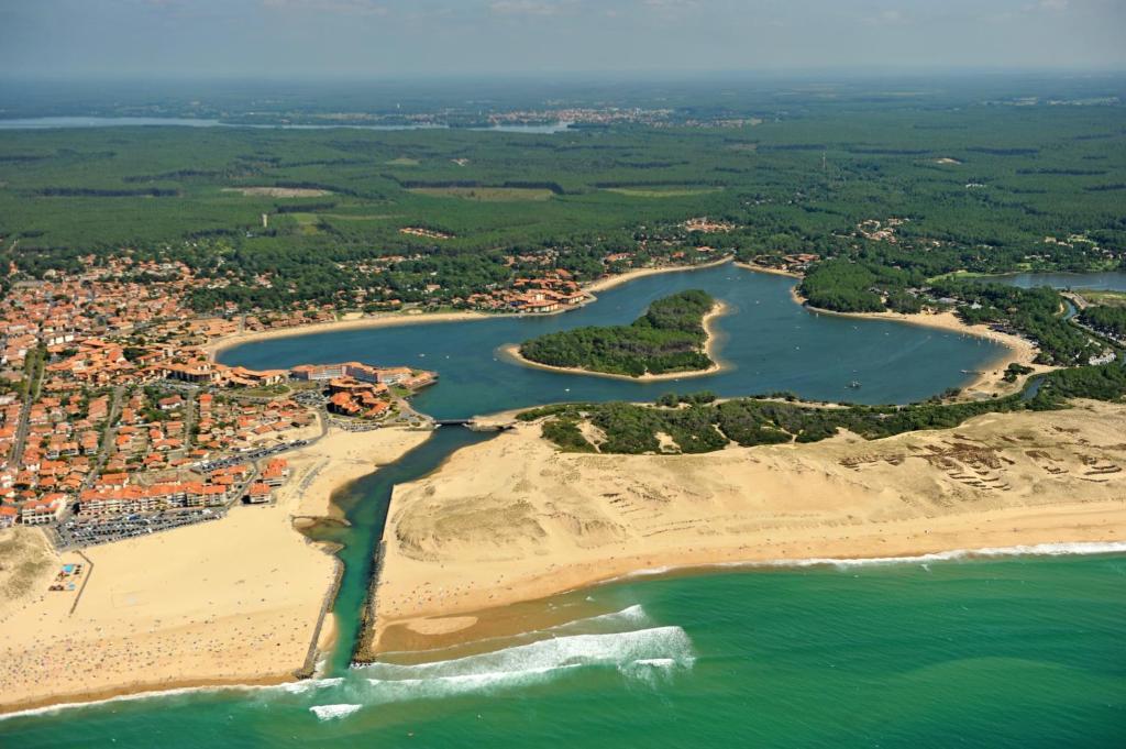 Mer Amp Golf Le Boucanier Port D Albret Vieux Boucau Les Bains Apparthotels Appartements Pour