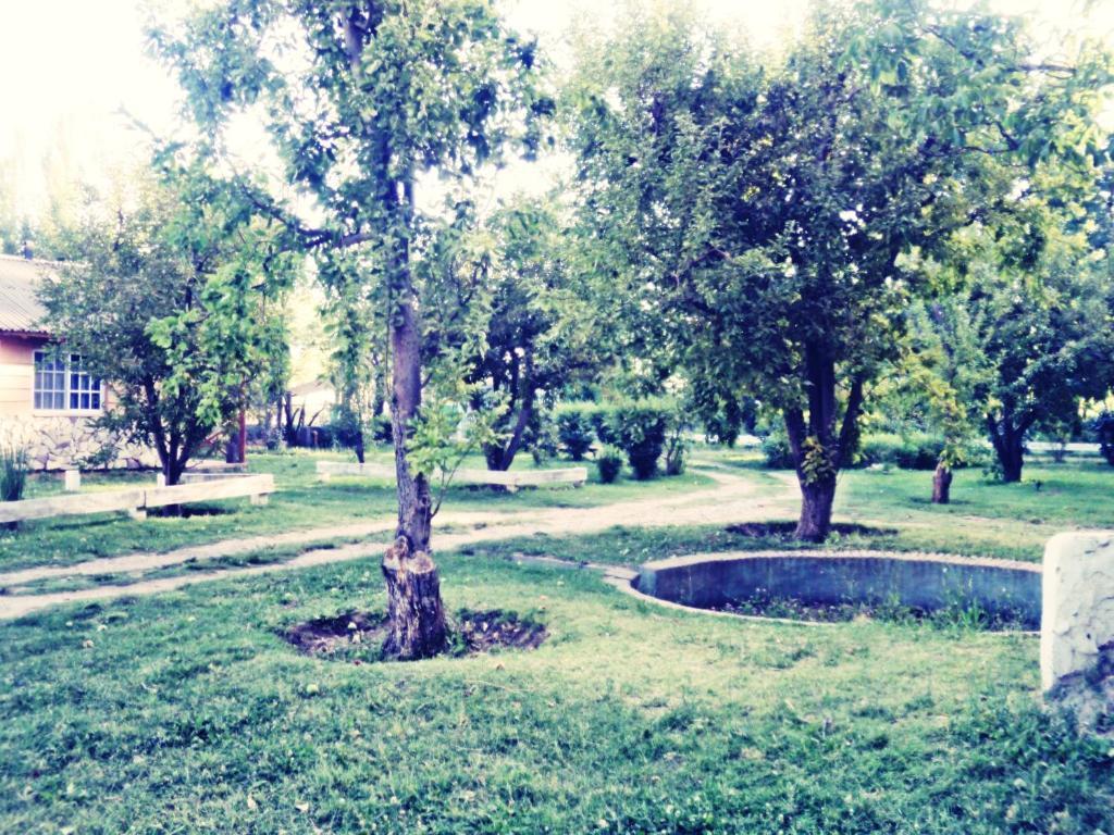Puerta oeste g tes neuqu n argentine for Jardin 50 neuquen