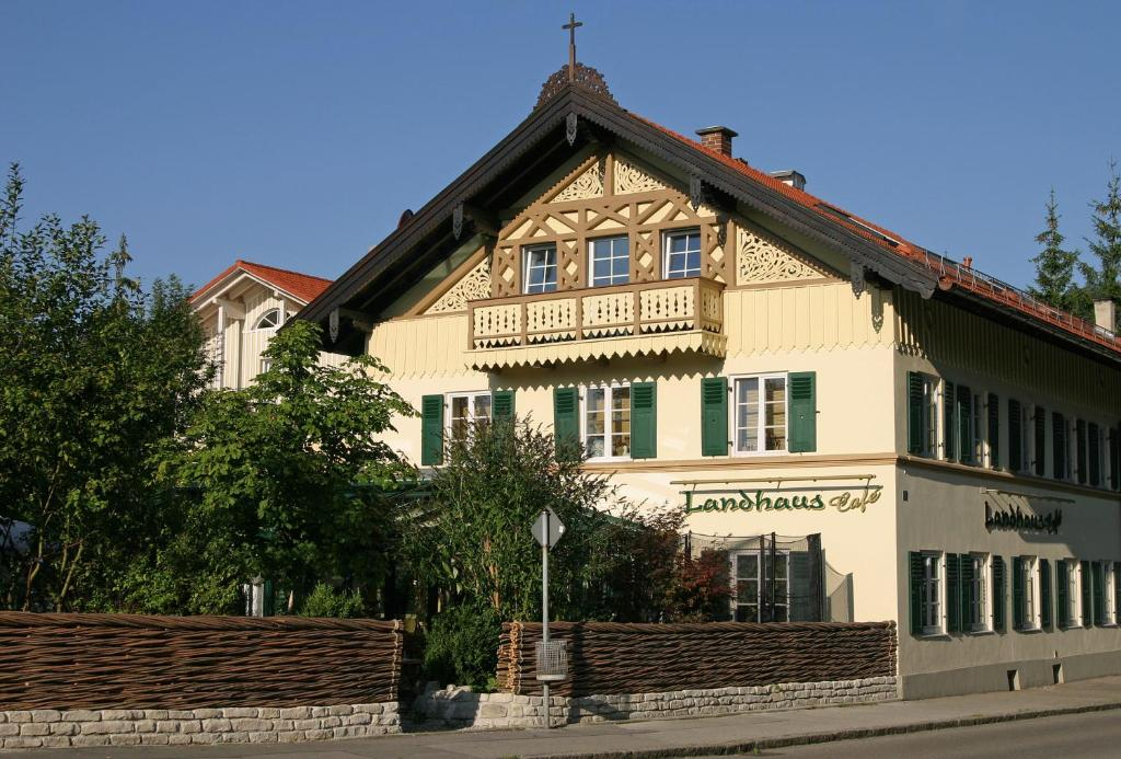 Hotels In Wolfratshausen Deutschland