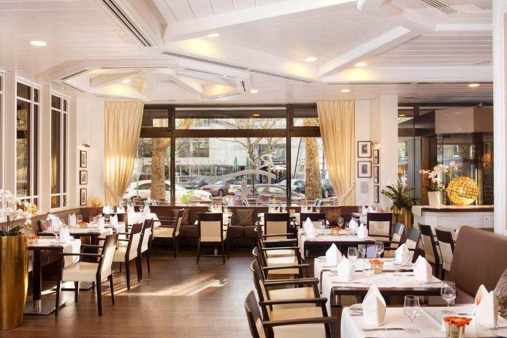 Hotel Mondial Berlin Restaurant