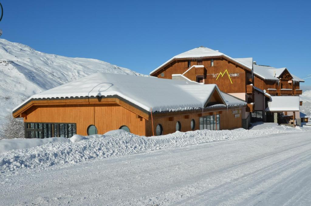 le menuire chalet h 244 tel spa michel de maurienne book your hotel with viamichelin