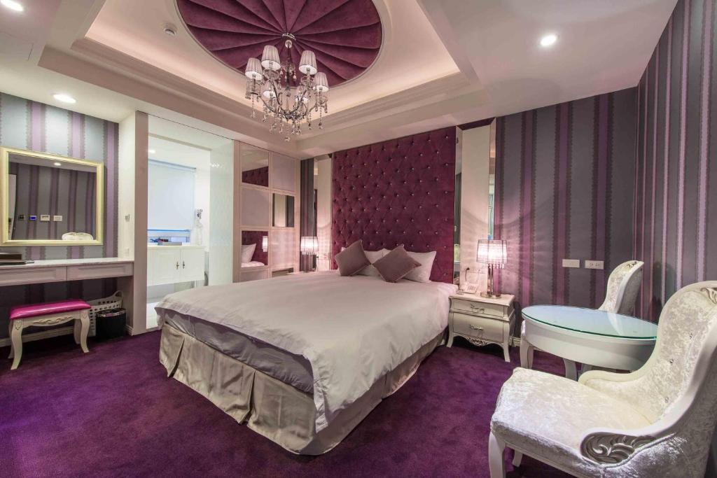 Rose boutique hotel taipeh informationen und buchungen for Was ist ein boutique hotel