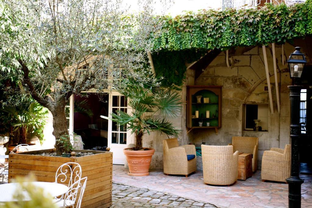 Chambres d 39 h tes le patio spa chambres d 39 h tes saumur for Chambre d hote saumur