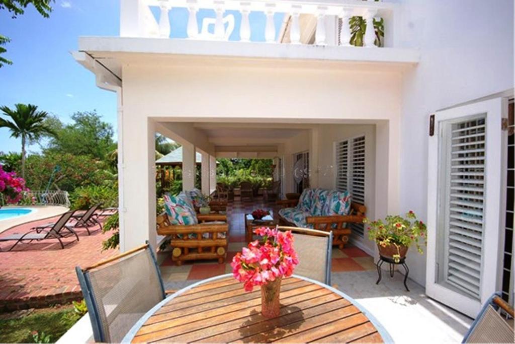 Villa Garden House Jamaica Ocho Rios Jamaica