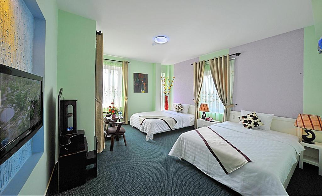 Deluxe Junior Suite nhìn ra Vườn