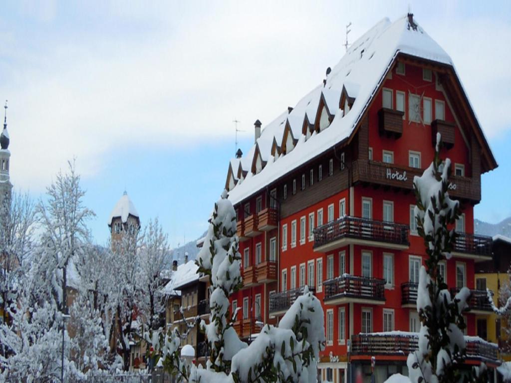 Hotel paradiso asiago prenotazione on line viamichelin for Alberghi centro asiago