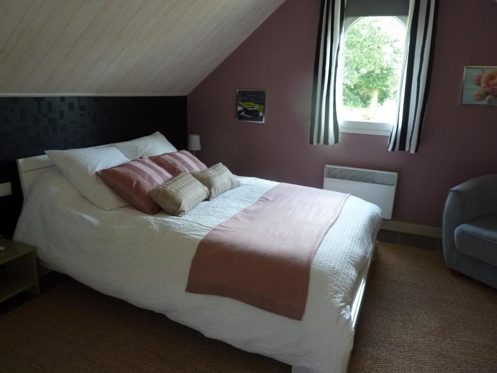 chambre d 39 hotes la queue au loup bayeux informationen und buchungen online viamichelin. Black Bedroom Furniture Sets. Home Design Ideas