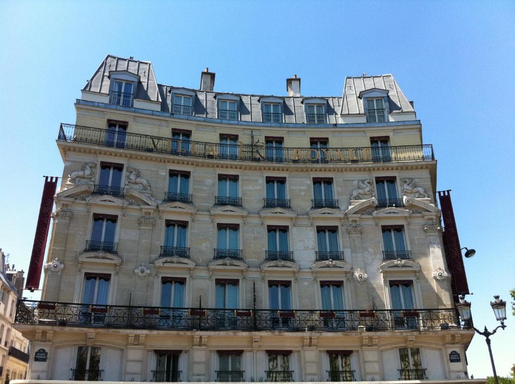 Comparator Hotel La Villa Royale Paris Booking Hotels