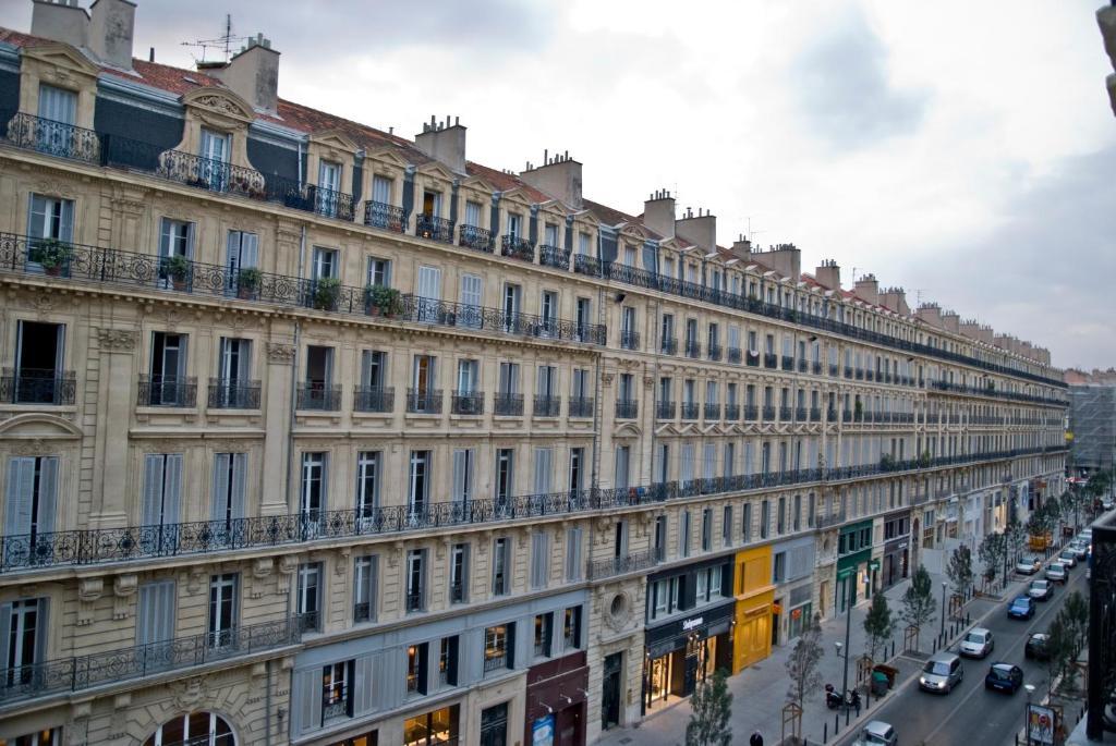 Parking Marseille Hotel De Ville