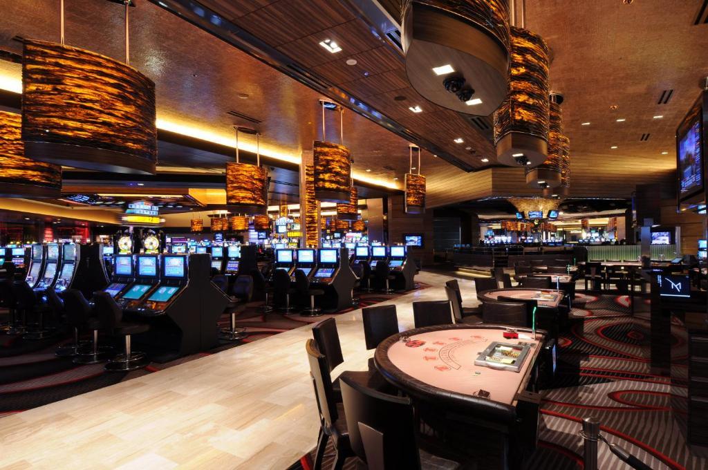 Un casino en el resort o alrededores