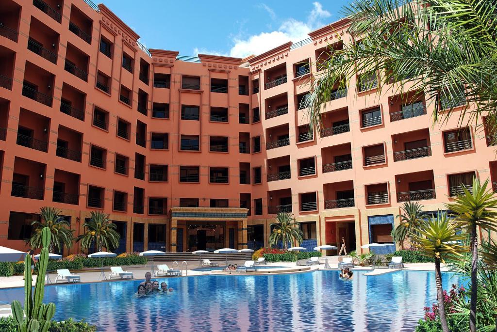 Mogador menzah appart h tel r servation gratuite sur for Reserver un appart hotel
