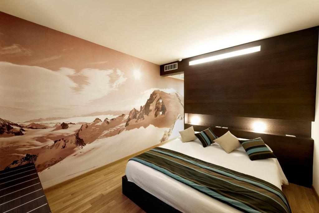 hb aosta hotel aoste informationen und buchungen. Black Bedroom Furniture Sets. Home Design Ideas