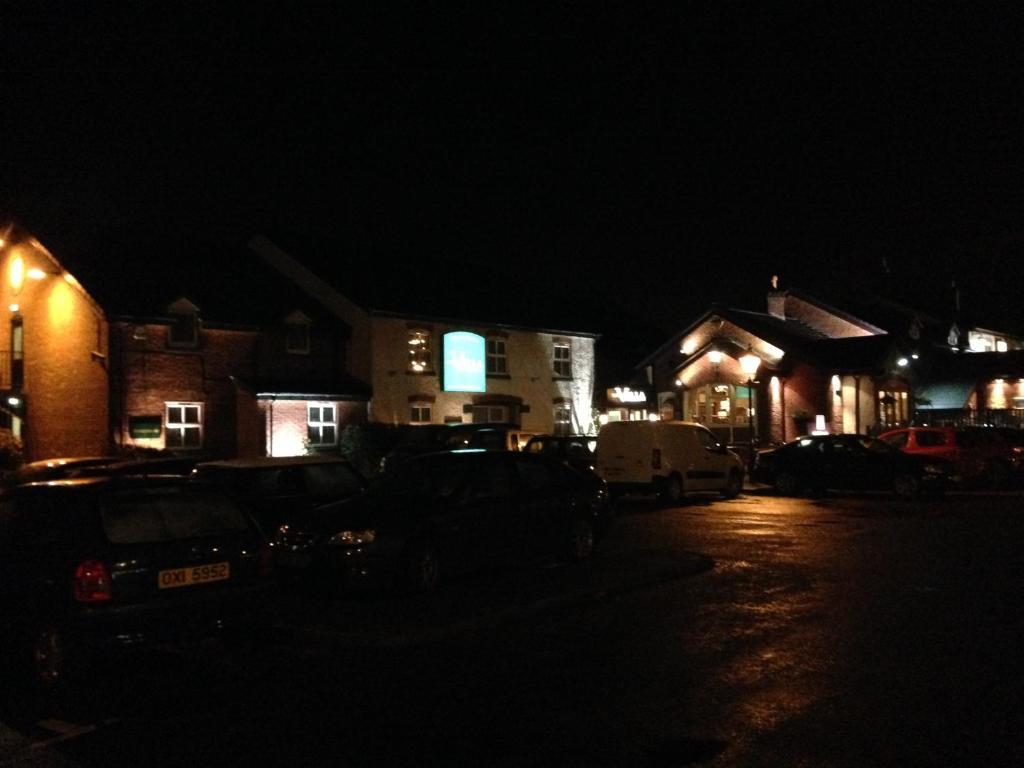 The Villa Hotel Kirkham