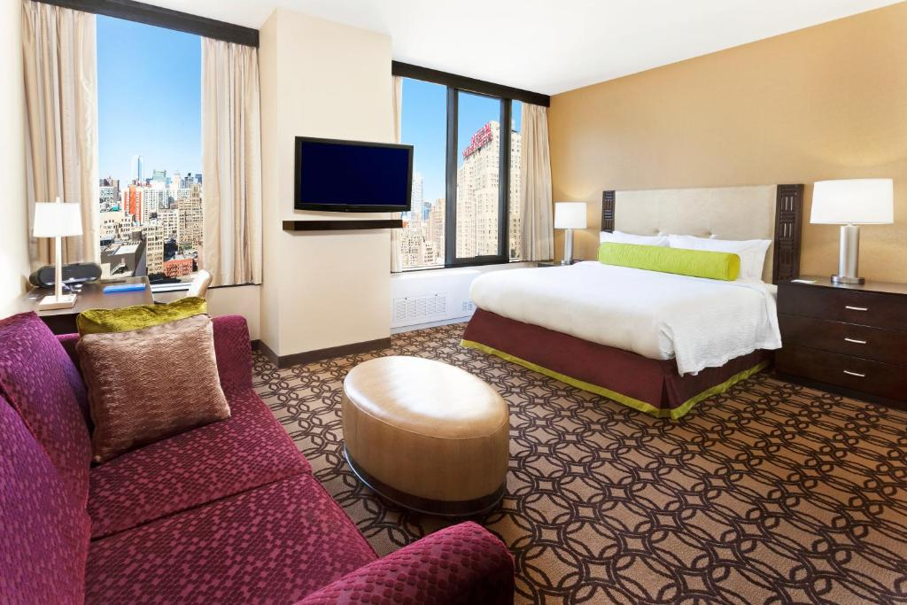 Hotels Near Madison Square Garden Garment District Hotel