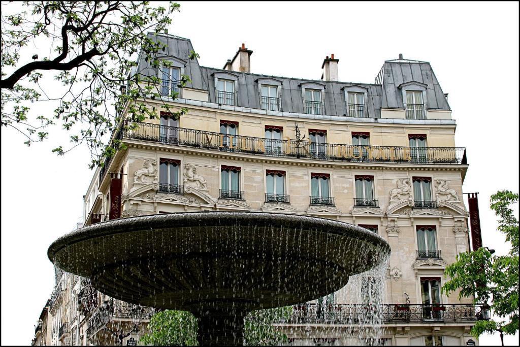 La villa royale saint ouen prenotazione on line for Villa royale