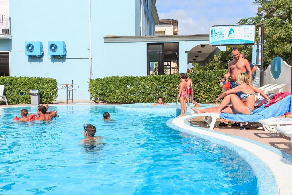 Hotel adriatico bellaria prenotazione on line - Bagno adriatico cesenatico ...
