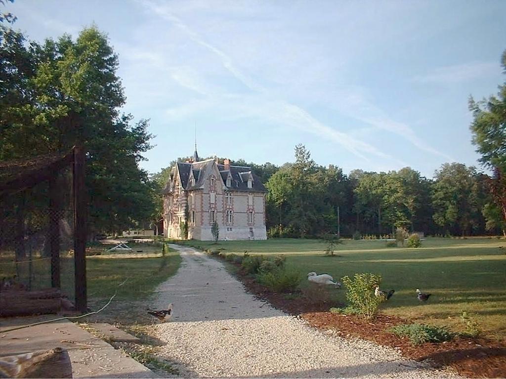 Chambres d 39 h tes ch teau de boisrobert chambres d 39 h tes neuillay les bois - Chambre d hote chateau renard ...