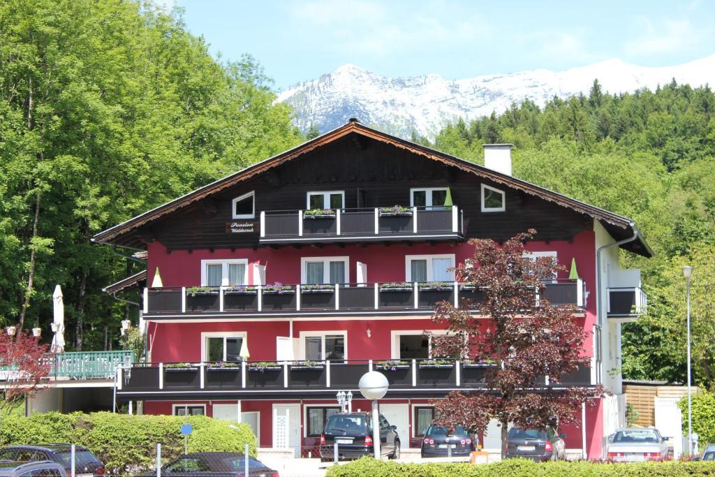 Hotel Pension Waldesruh Bad Ischl