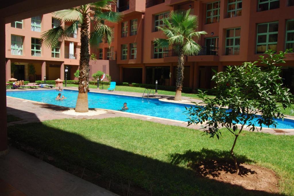 Appartement mirador de majorelle appartements - Residence les jardins de majorelle marrakech ...