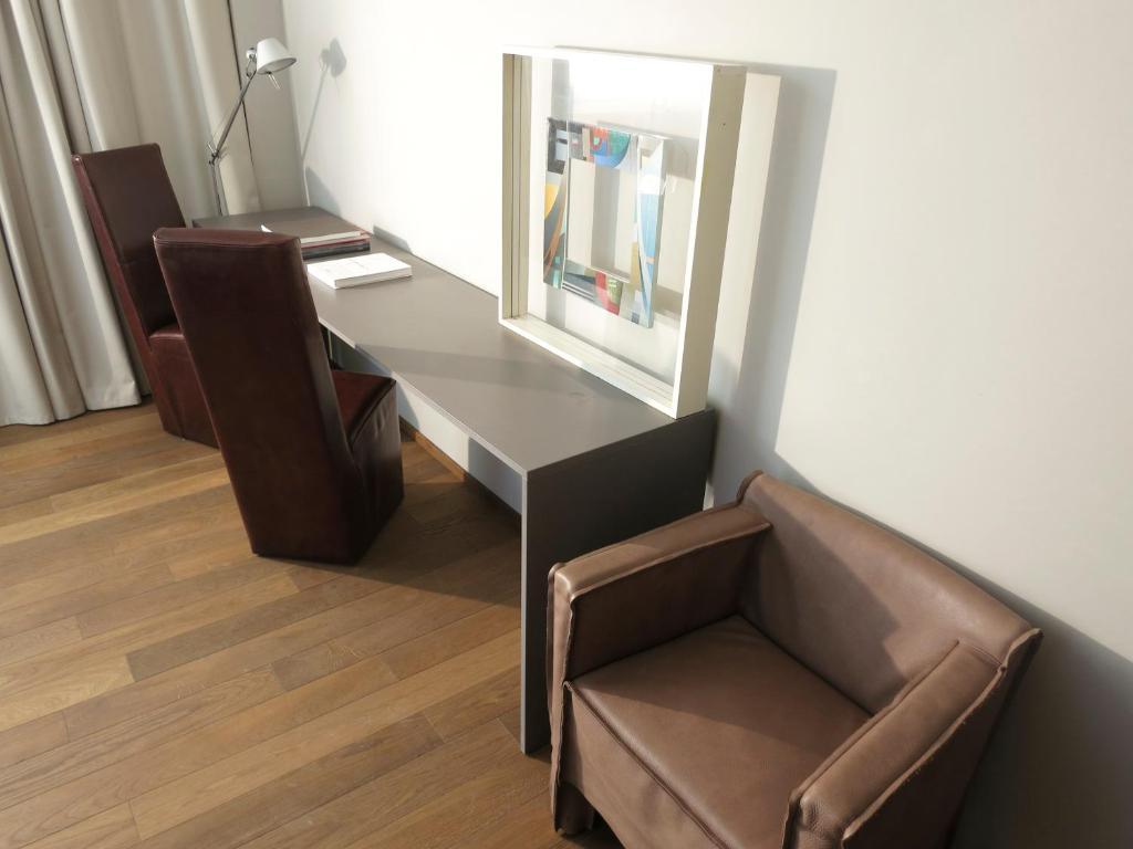 Posta design hotel como prenotazione on line viamichelin for Design hotel como