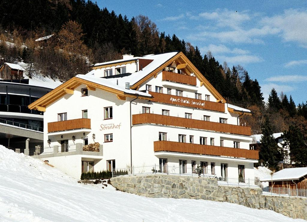 Apart hotel sonnhof flie book your hotel with viamichelin for Aparte hotel