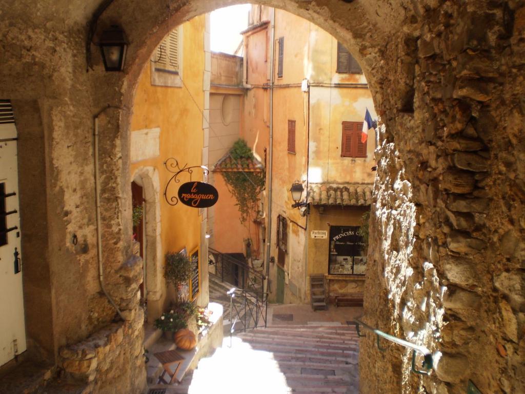 Maison d'hôtes Village de Roquebrune Cap Martin Chambres