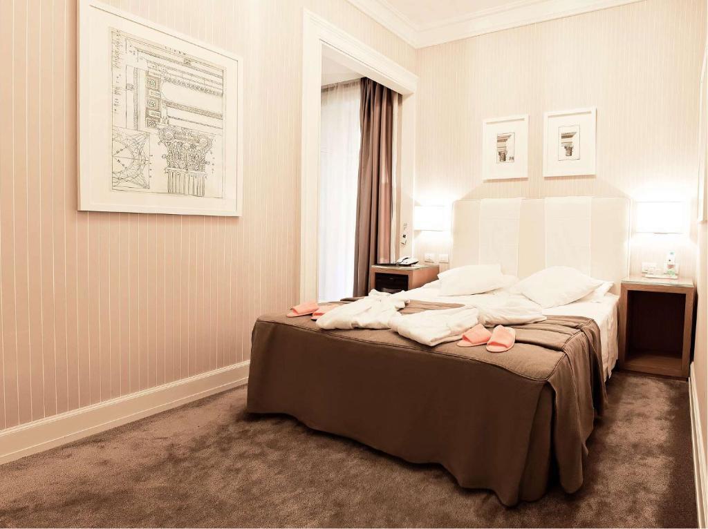 Hotel isa rome viamichelin informatie en online for Hotel isa design