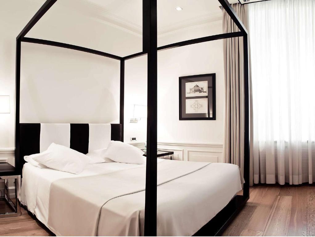 Hotel isa vaticaanstad viamichelin informatie en for Hotel isa design