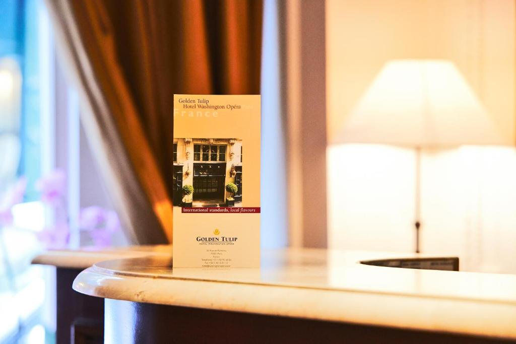 Hotel Washington Opera Paris
