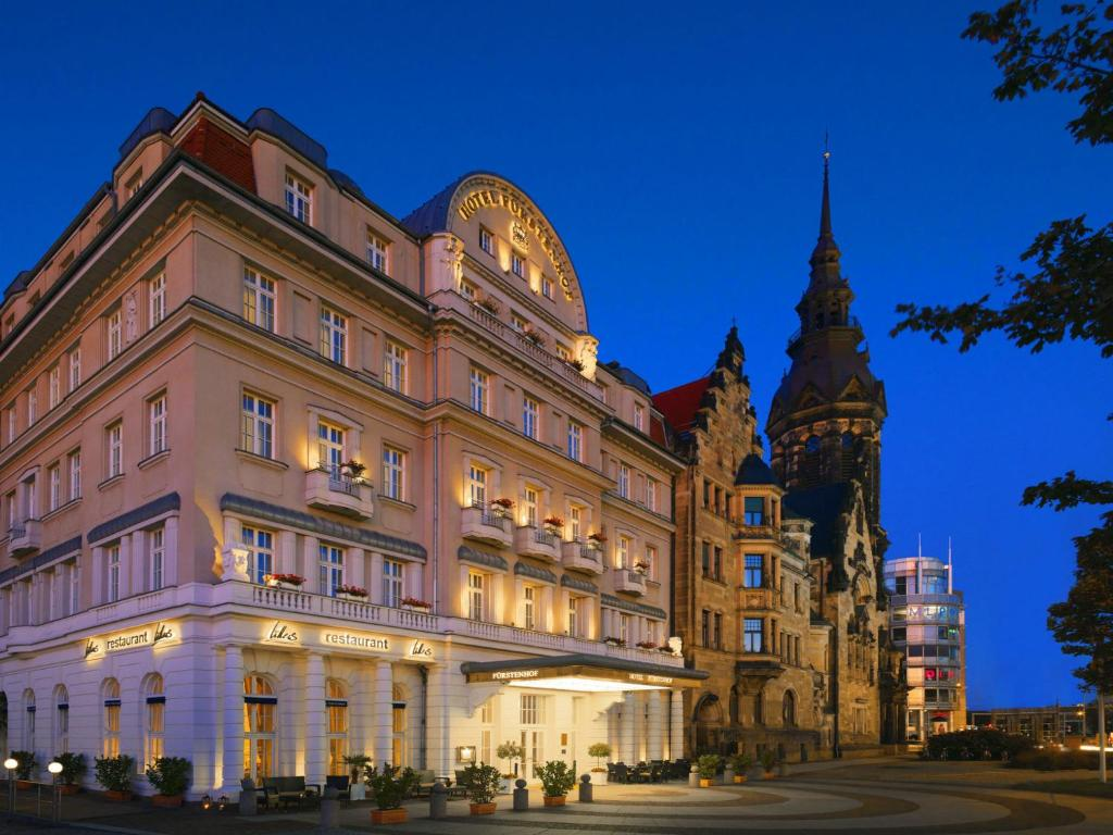 Hotel f rstenhof a luxury collection leipzig book for Luxury collection hotels