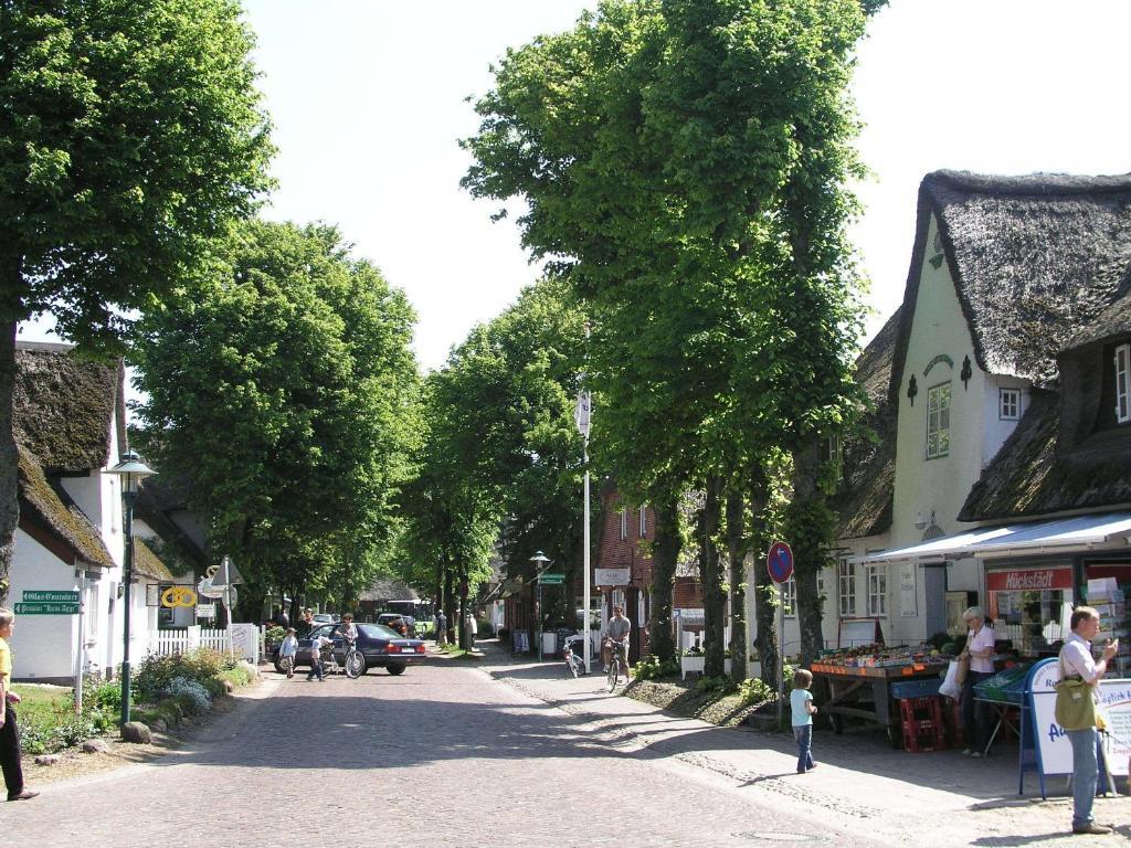 Friesenhof Nieblum Hotel Garni