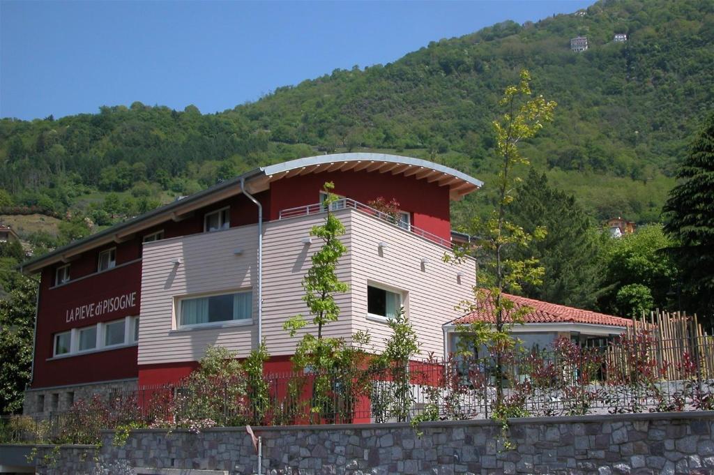 Hotel And Spa La Pieve Di Pisogne
