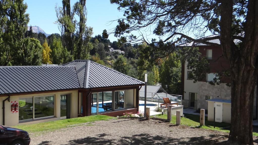 Quinta luna r servation gratuite sur viamichelin for Jardin 52 bariloche