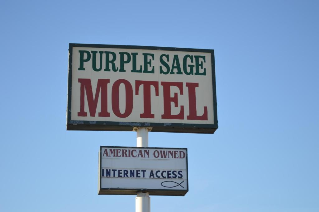 Purple Sage Motel