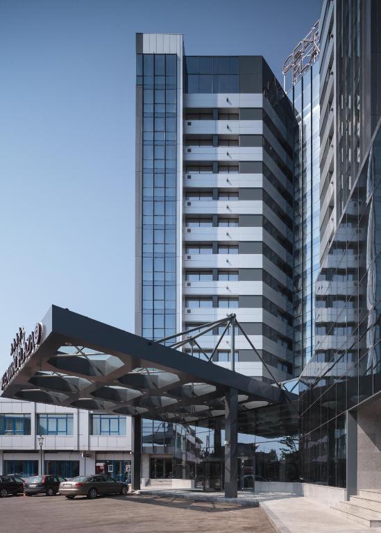 Central plaza hotel r servation gratuite sur viamichelin for Central de reservation hotel