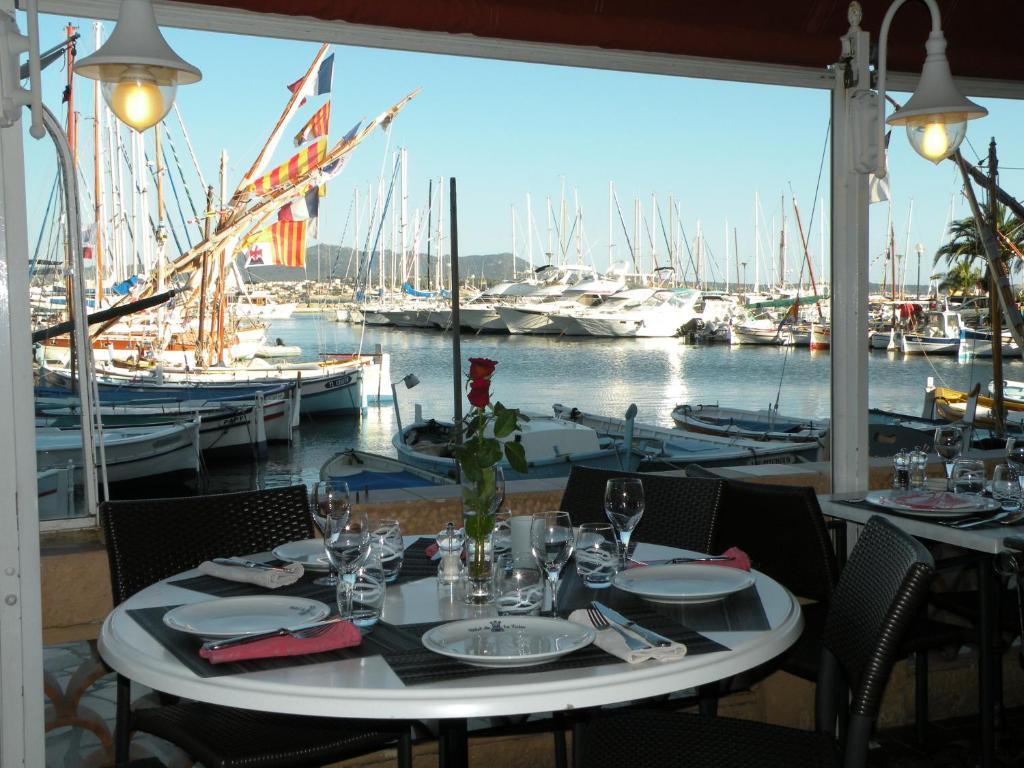 Hotel Restaurant Tour Sanary