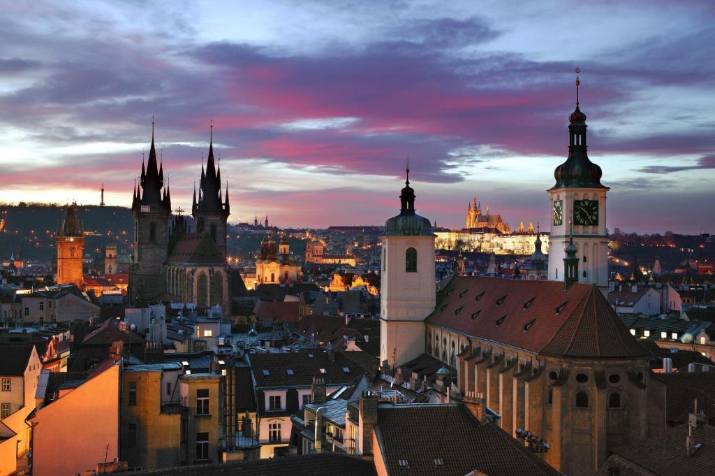 Hotel Paris Prague Prague Book Your Hotel With Viamichelin
