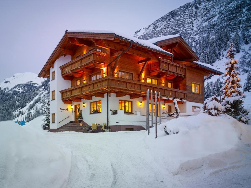 F rmesli appartements sankt anton am arlberg - Appartement de ville anton bazaliiskii ...