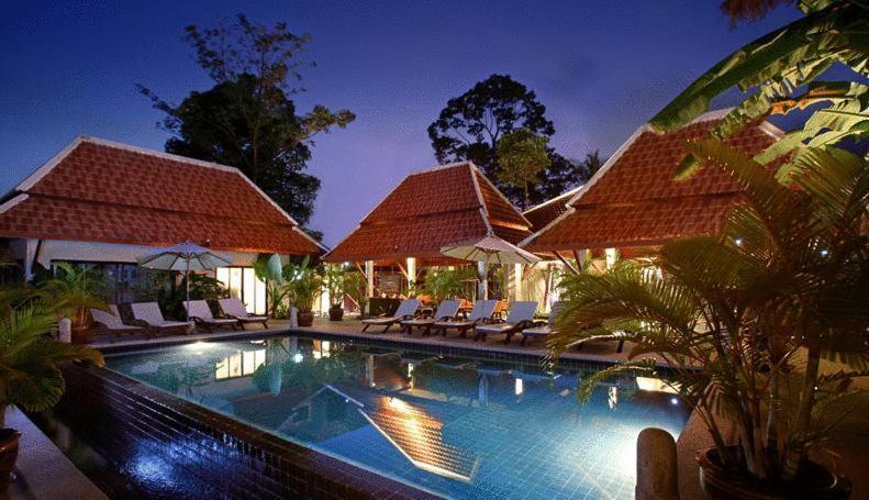 Ban Kao Tropical Boutique Residence Spa Ko Samui Online